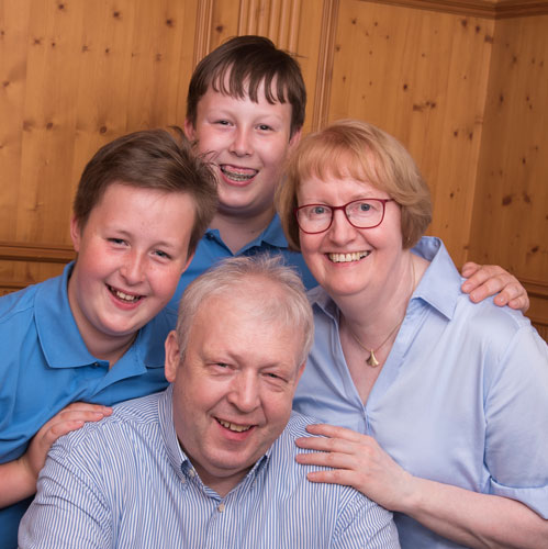 Familie Wander