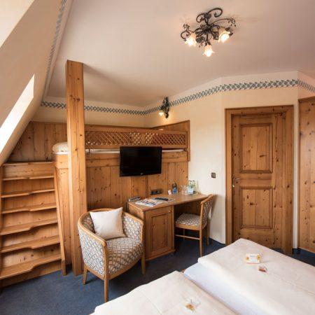 Dreibett Zimmer