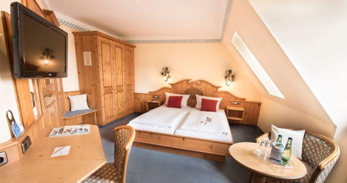 Zimmer - Doppelbett