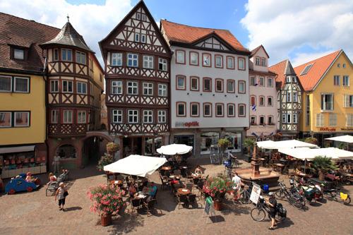 Wertheim Marktplatz