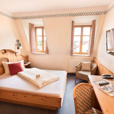 Komfort- Einzelzimmer